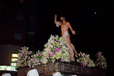 Resultado de imagen de paso de JESÚS RESUCITADO  de merida