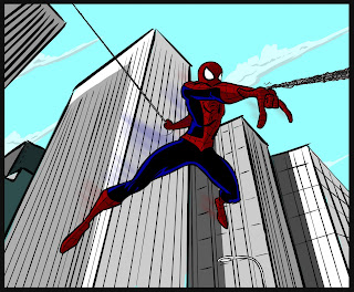 Spiderman Cartoon 2