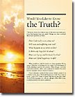 Would You Like to Know the Truth? (Clickable Picture)