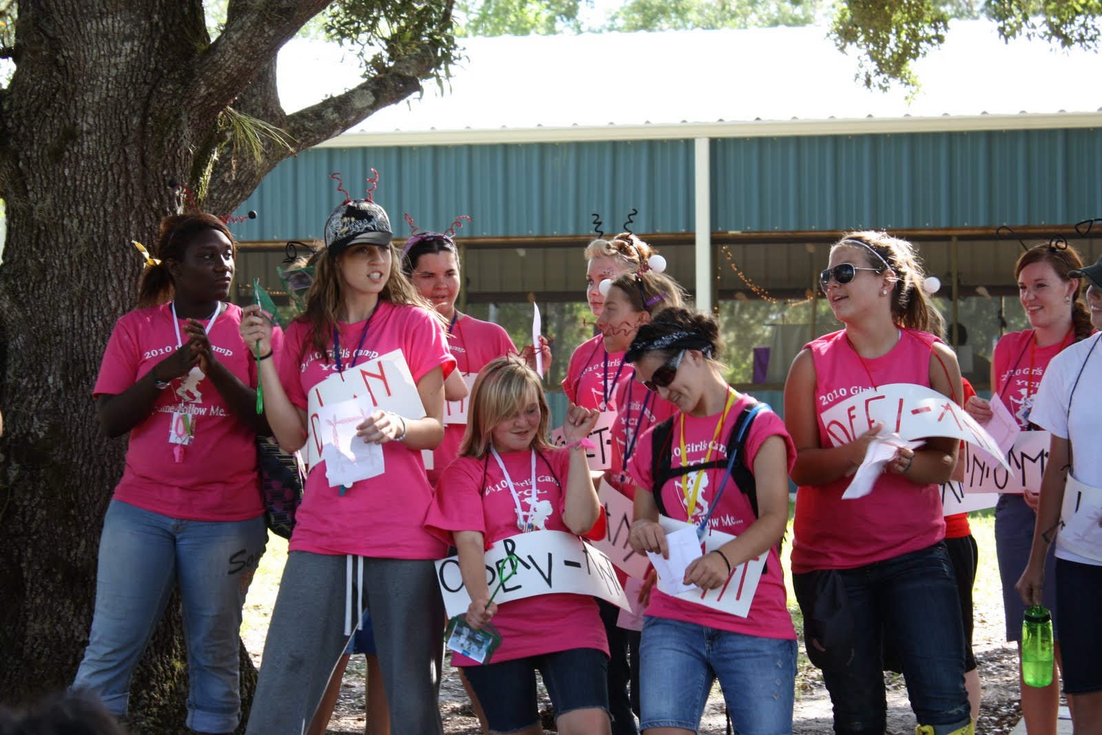 Beehive Messages Young Women S Camp