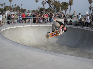 Skate Park at Venice Beach
