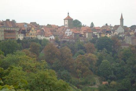 rota Romântica na Alemanha, Rothemburg ob der Tauber