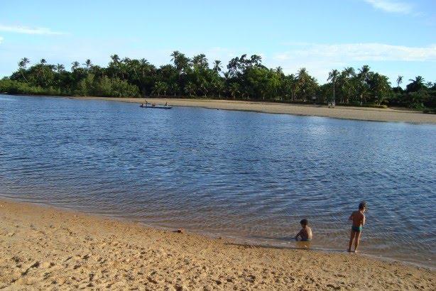 foz do Rio Carapitangui