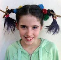 Atrevido y bonito peinados raros Galería de cortes de pelo Consejos - LAKACHAZA ENT..: PEINADOS RAROS