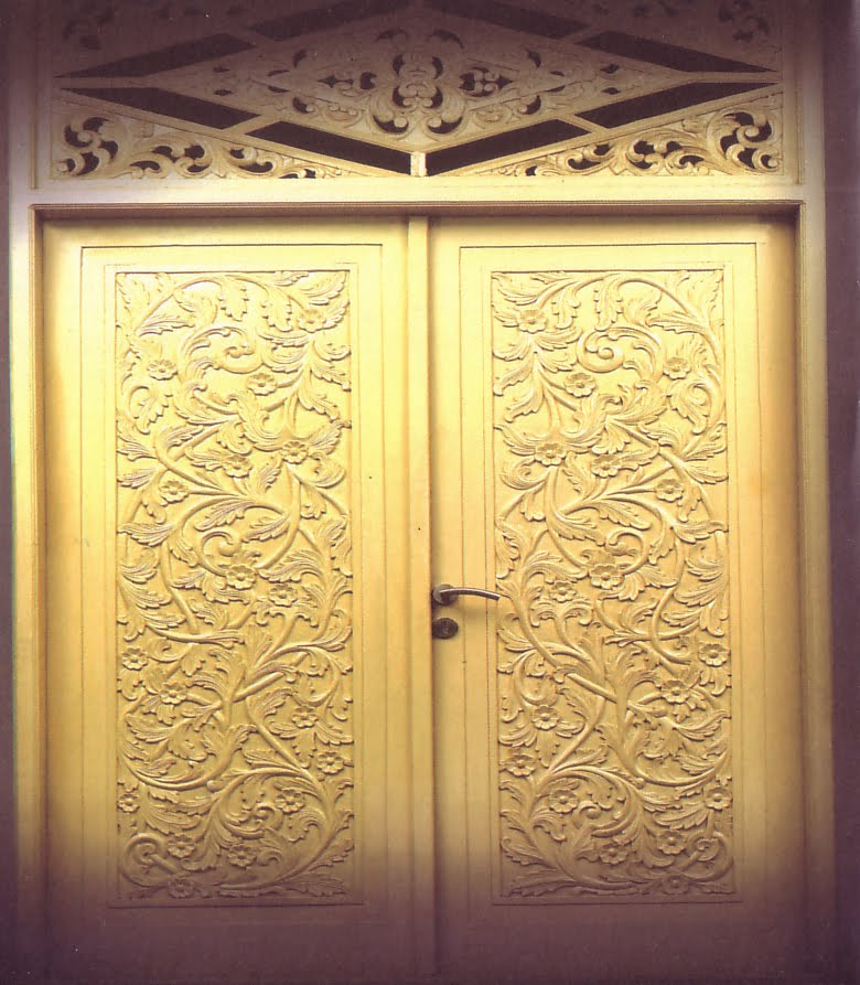 KLAPPERTAART ONLINE: INDONESIAN HERITAGE: DOORS OF INDONESIA