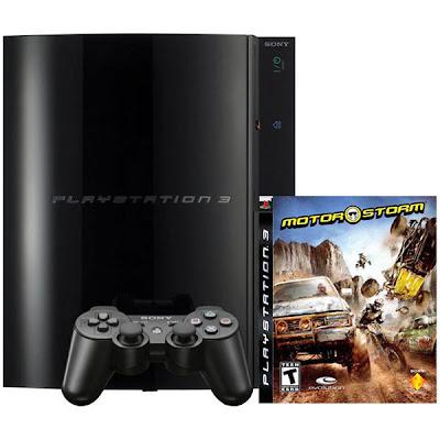 Console PS3 80GB