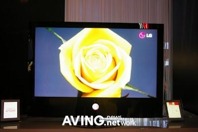 LCD TV Scarlet