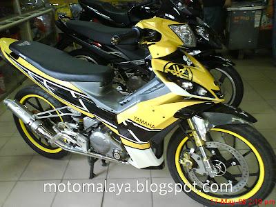 Yamaha Lc135 2019