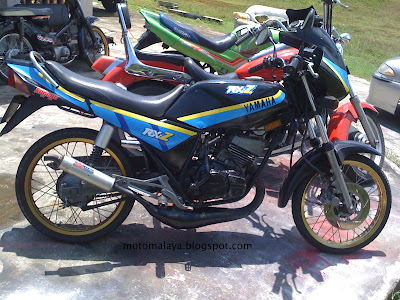 Yamaha Rxz Piston Price