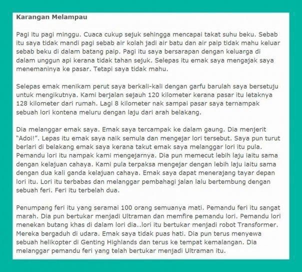 Karangan Argumentasi Teknologi Artikel Wikipedia Bahasa Indonesia Ensiklopedia Bebas Karangan Jenis Fakta