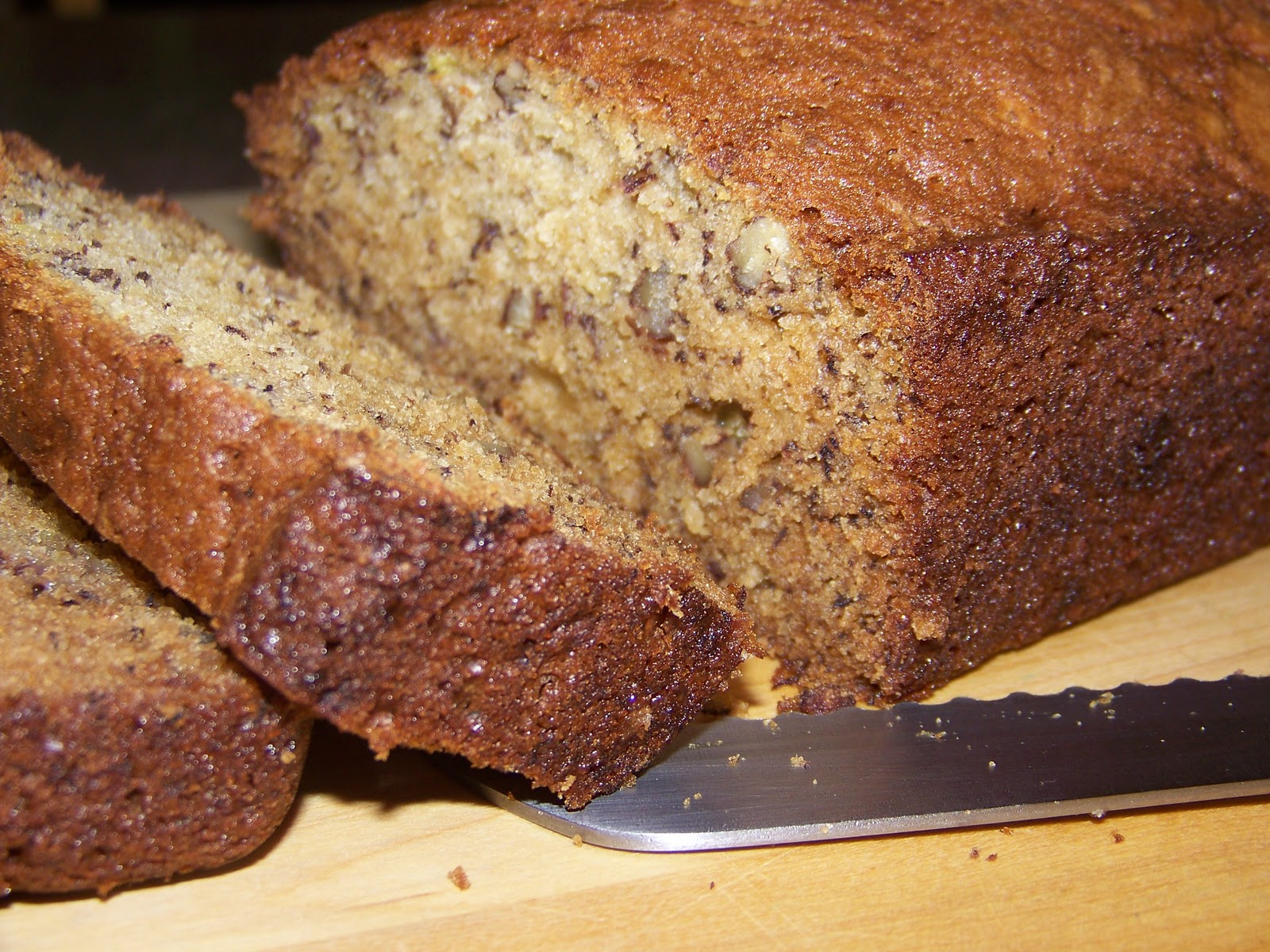Banana Cake Recipe With Oil Joy Of Baking: Stefanies Cooking Spot: Banana Bread