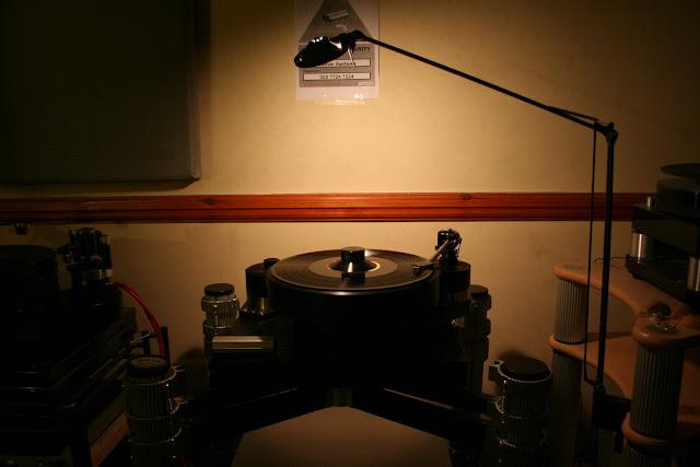 Bellaphon record player