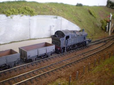 Unnycoombe N gauge model railway
