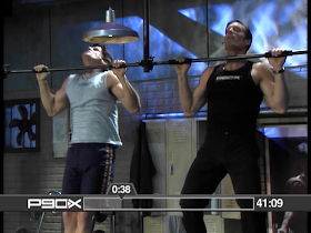 FITBOMB: P90X Chest & Back Review