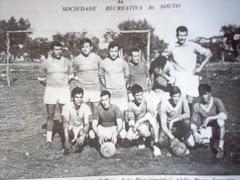 Nos idos de 1970 torneios sem subsídios mas muito amor e suor...