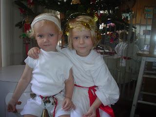 Gustafson Family: December 2006