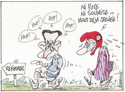 Sarkozy reformes