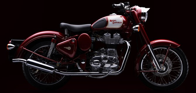 ROYAL ENFIELD MOTORCYCLES: Royal Enfield Bullet Classic 350