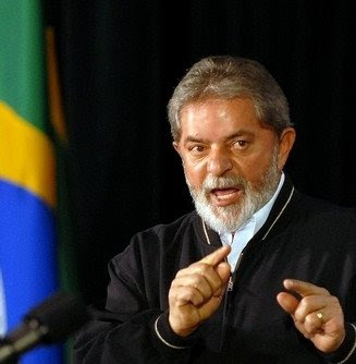 Lula supports gay couples