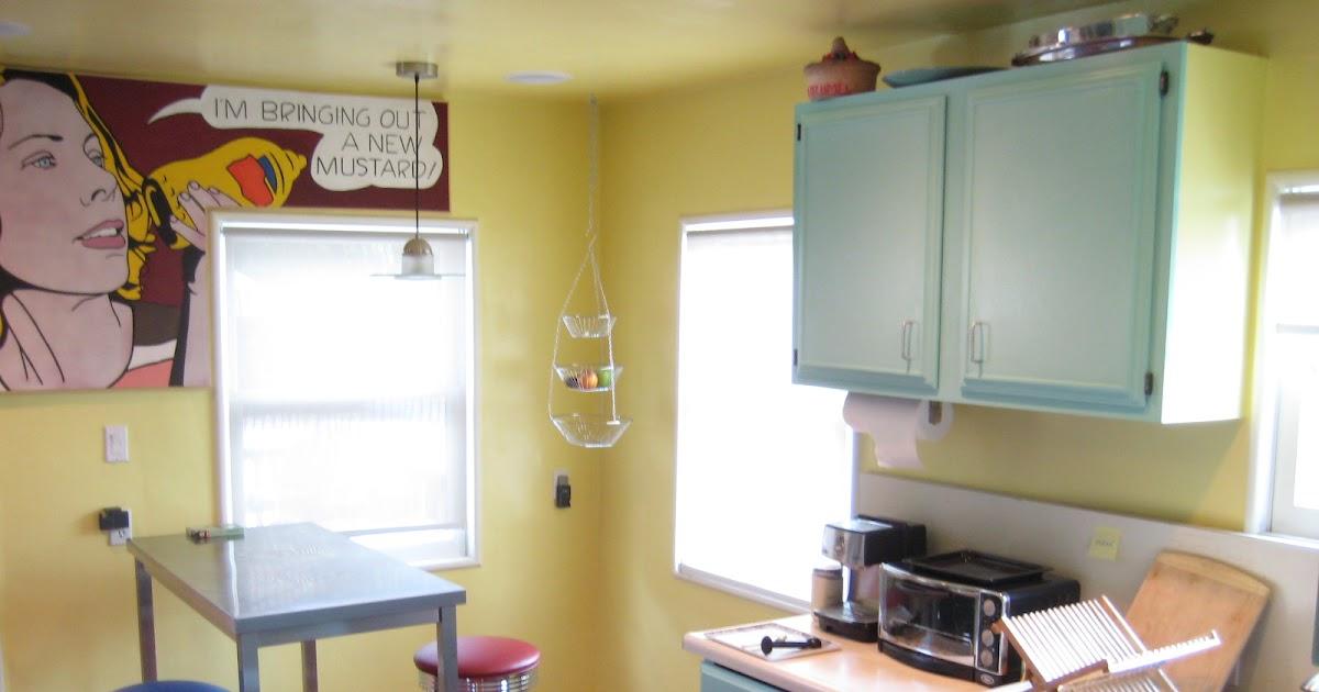 Kitchen Brown Cabinets White Appliances