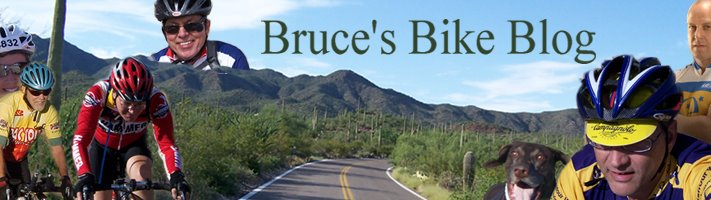 Bruce's Bike Blog