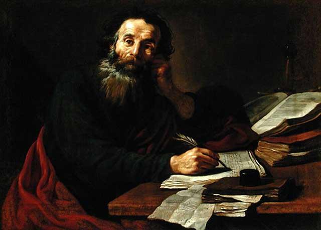 did saint john have help writing 1john