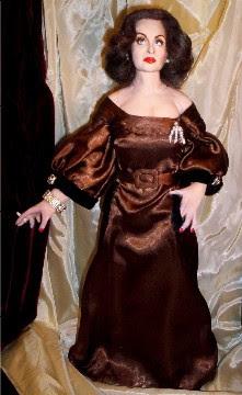 Celebrity Dolls Made In America By Alesia Bette Davis