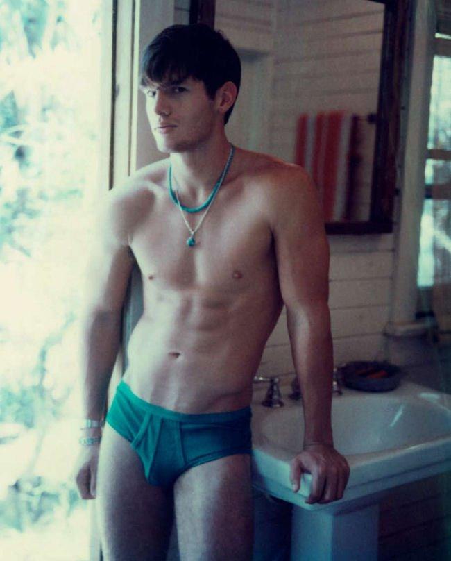 naked model men
