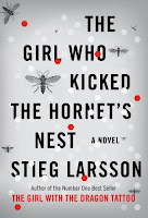 The Girl Who Kicked the Hornets' Nest (Millennium #3) by Stieg Larsson