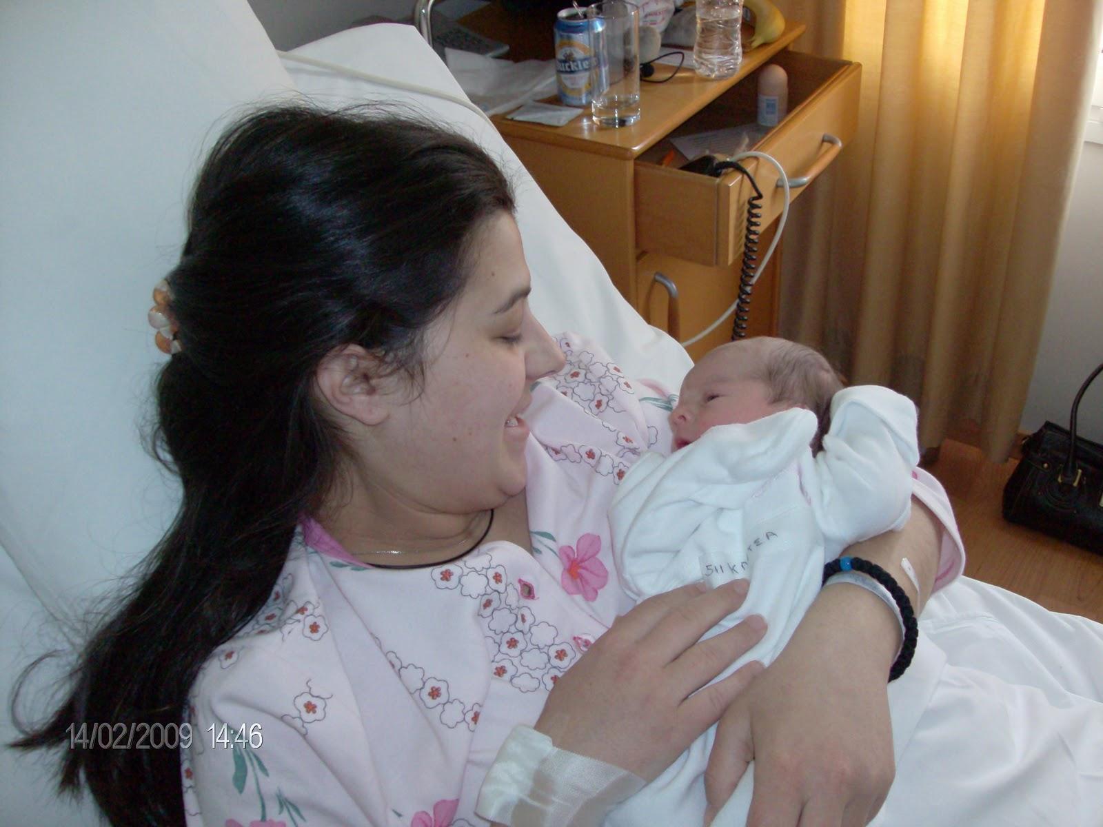 Για πρωτότοκη η γέννα μου ήταν πανεύκολη! - Eimaimama.gr
