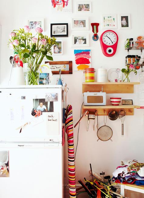 Open Kitchen Concept: A Cute Kitchen