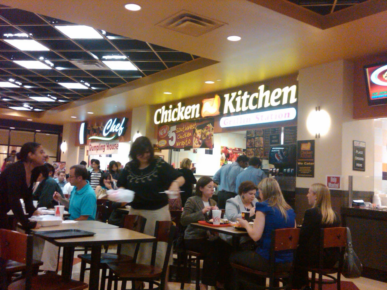 Eat Out Houston Post 8750 The Chicken Kitchen