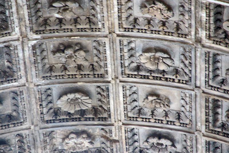 忘れへんうちに 旅編: 7-5 フォロ・ロマーノ、セプティミウス・セウェルスの凱旋門(Arco di Settimio Severo)