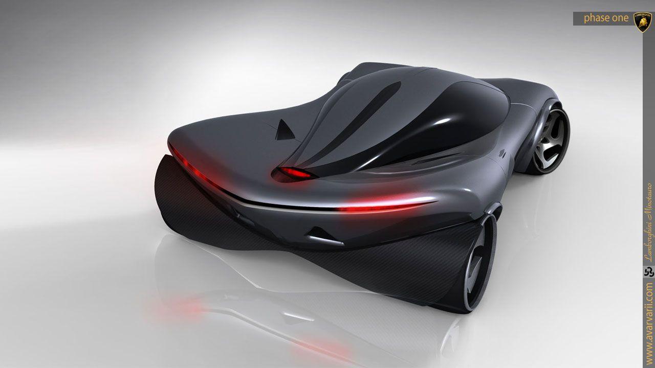 Lamborghini Minotauro 2020 Concept Vivid Car