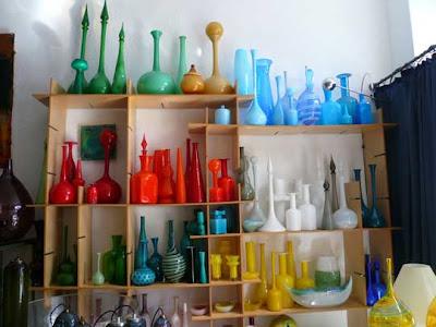 الزجاج الملون..نظرة كيميائية Rainbow+Colored+Glass+Collection