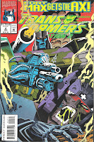 Marvel Transformers Generation Two issue #2