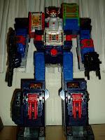 Brave Maximus Robot Mode