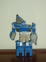 Reverse Convoy Robot Mode