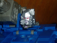 Rebirth Megatron Head