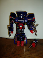 Skids Robot Mode