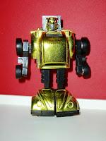 Generation Two Bumblebee Robot Mode