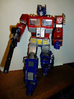 20th Anniversary Prime Robot Mode
