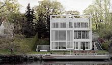 Ett så fantastiskt snyggt hus