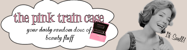 The Pink Train Case: Another Beauty Blog