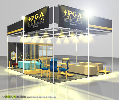 Exhibition System Booth Design Home Design and Decor Expo 2010