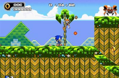 juegos de plataformas de sonic: