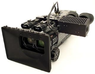 3-D Television Camera