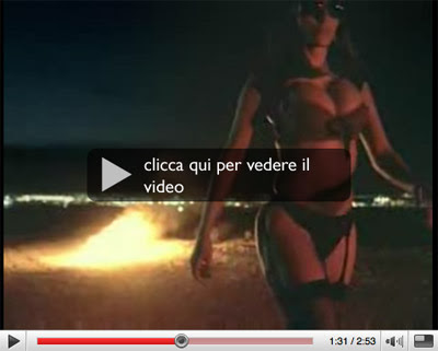 Girl from kanye west flashing lights video