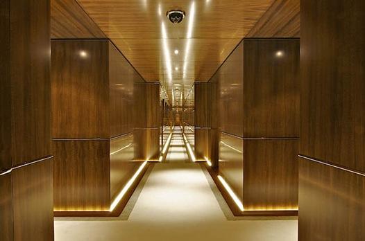 """A"" yacht by Philippe Starck, la barca di Andrey Melnichenko"