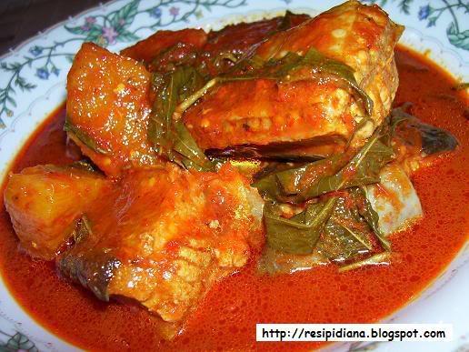 Resepi Ikan Yu Masin